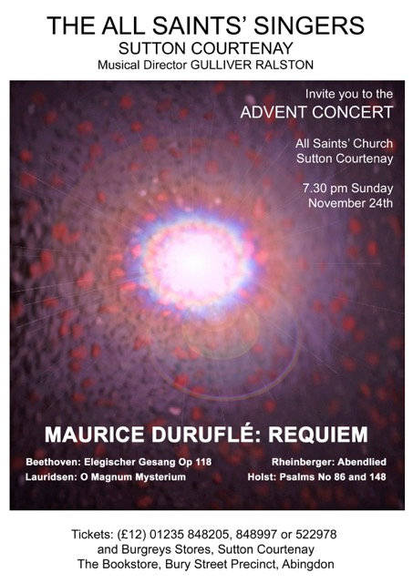 Advent13 (Durufle)